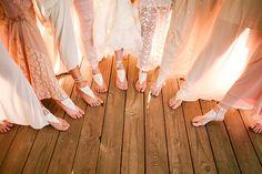 barefoot bridal part
