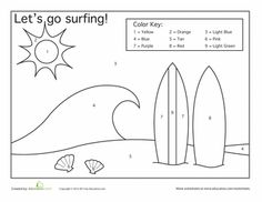 1000+ images about Preschool Summer Theme Crafts on