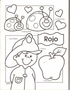 1000+ images about Preschool spanish on Pinterest