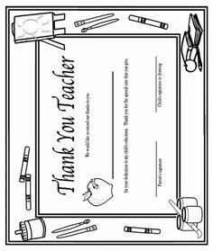 A free printable best teacher award certificate. Downloads
