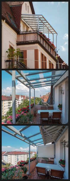 Terrassenüberdachung 4m X 2m Mit Unterkonstruktion Aus