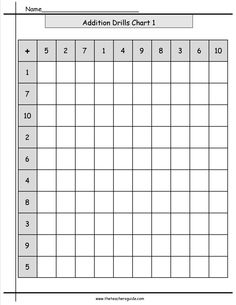 Free printable math worksheets for kindergarten and
