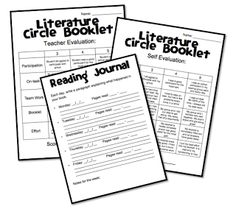 1000+ images about Literature Circle Ideas on Pinterest
