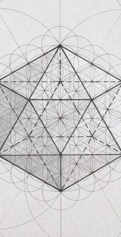 CG: SG: Gallery 13: Metatron's Cube in Nature's First