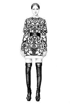 1000+ images about Fashion Illustration on Pinterest