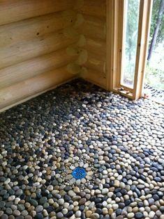 Diy Epoxy Stone Flooring Nature Natural Stone Flooring