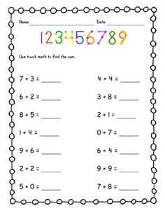 Graphing Unit: Bar Graphs, Line Plots, Pictographs & Tally