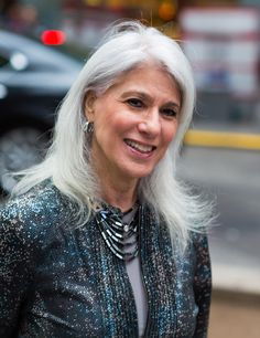1000 images about beauty has no age on pinterest aging gracefully gray hair and long gray hair