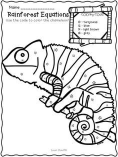 Worksheets and Spring on Pinterest
