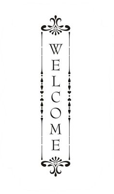 1000+ images about Welcome/sweet home on Pinterest