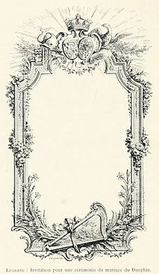 Vintage Clip Art Borders Corners And Frames On Pinterest
