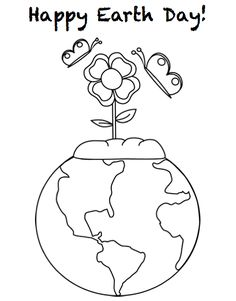 FREE! Students will write Earth Day poems and create a