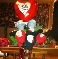 Man Bouquet By Me Polo Underwear Jordan Socks And A Hidden