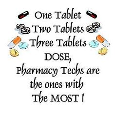 Some deep poetry for all the pharm techs out there