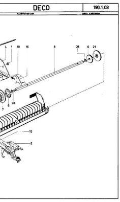 PASSAP / PFAFF Knitting Machine Deco Pattern Card Punch