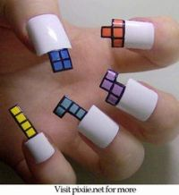 1000+ images about Extreme nails on Pinterest | Nail art ...