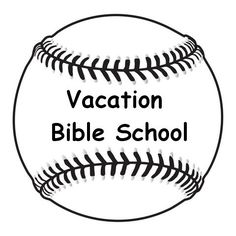 suggestions for baseball themed VBS