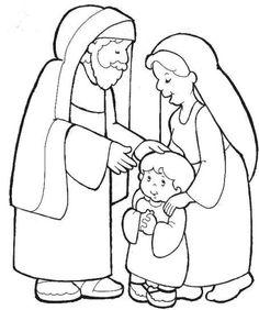 Week 3- Hannah Prays for a baby (Samuel) Hannah crying