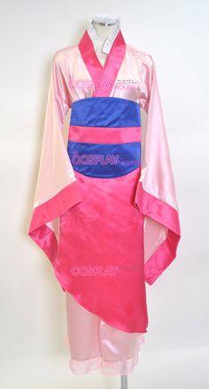 Diy Mulan Costume Pink Shirt Blue Belly Shorts & diy mulan costume   Poemsrom.co