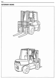 1000+ images about Toyota Industrial Manuals on Pinterest