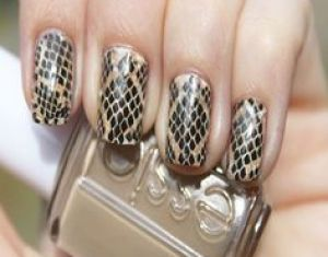 30 Outstanding Snakeskin Nail Art Designs London Beep