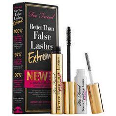 better than false lashes extreme mascara de too faced sur sephora fr