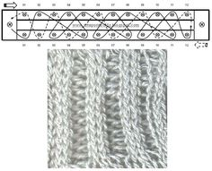 Ribbon yarn, Loom and Ladder on Pinterest