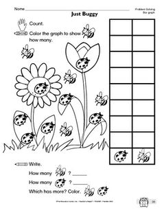 Bugs and Insects Cut and Paste Activities, Special