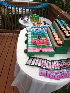 Such A Cute Idea For Baby Gender Reveal Party Sweet