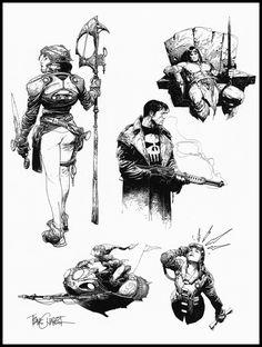 Doctor Strange: Last Days of Magic #1 Cover : Ink Version