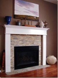 Plans to build Build Your Own Electric Fireplace Surround ...