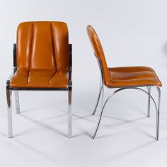 rialto black bonded leather chair lounge modern rust faux chair, orange   rust, ottomans and living rooms