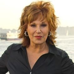 Joy Behar Hairstyle For Women Over 40s Pictures Of Joy Behar
