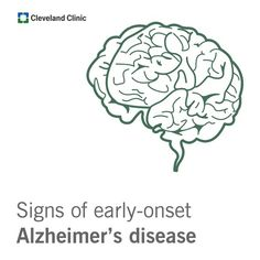 Get the facts about early Alzheimer's. @Stephanie