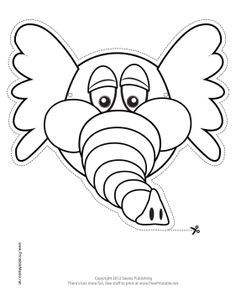 Floppy Hat Coloring Page Sketch Coloring Page