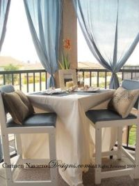 Your Private Balcony on Pinterest