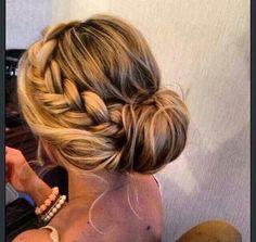 Brautjungfer Frisuren Für Lange Haar 2015 Make Up & Hair Styles