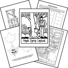 Dive Into Morning with These Maple Syrup Worksheets