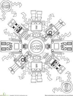 1000+ images about Preschool Theme: Robots on Pinterest