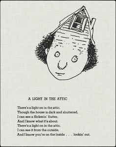 Prayer for the selfish child by Shel Silverstein www