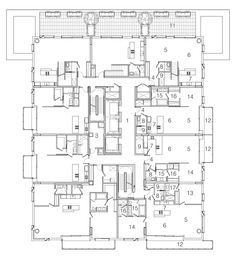 Attractive Floor Plans based True Story with Smart Draw