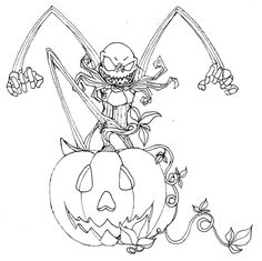 1000+ images about Halloween to Color on Pinterest
