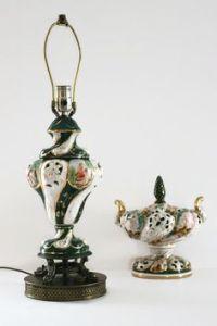 Italian Made Capo De Monte Decorative Piece | Everything ...