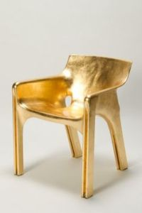 Laurier Blanc on Pinterest | Eames, Gold Chairs and ...