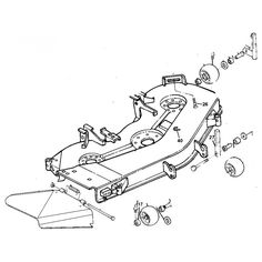 1000+ images about John Deere Replacement Mower Decks on