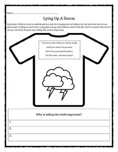 Honesty Lesson Plans On The Boy Who Cried Wolf