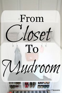 From Closet to Mudro