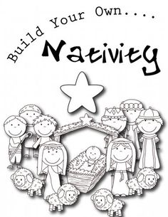 1000+ images about Nativity Printables on Pinterest