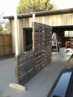 Privacy Partitions Home - WoodWorking Projects & Plans