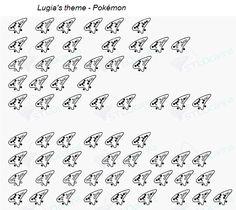 1000+ images about 12 Hole Ocarina Sheet Music on